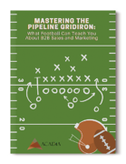Mastering The Pipeline Gridiron eBook Cover