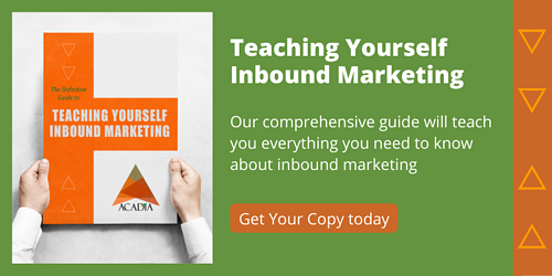 Teach Yourself Inbound Marketing (1)