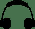 Headphone icon.