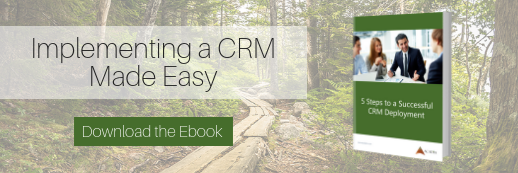 Implementing a CRM Made Easy - Download the Ebook