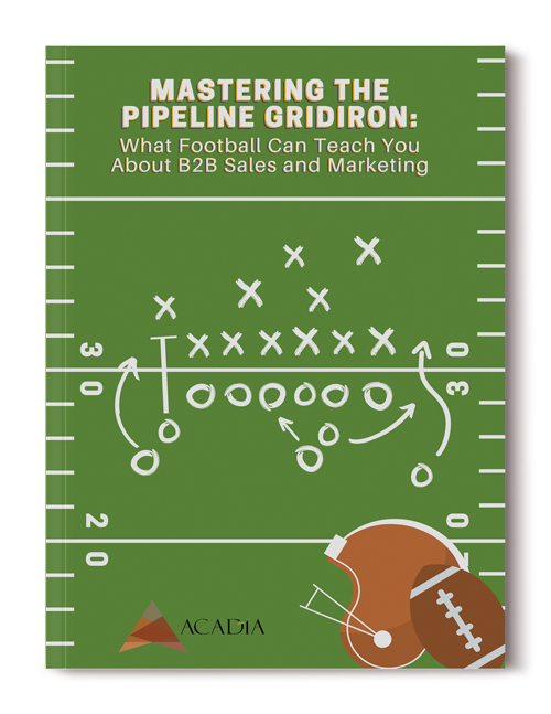 Mastering the Pipeline Gridiron eBook mockup
