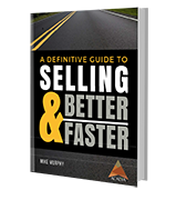 A Definitive Guide to Selling Better & Faster ebook mockup