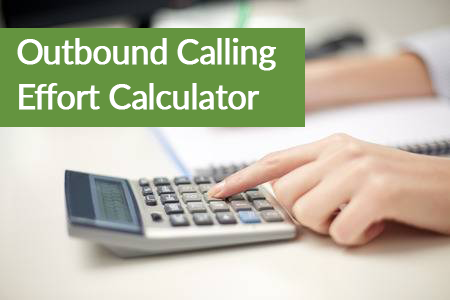 Outbound Calculator Graphic